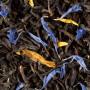 Thé Noir Parfumé Jardin Bleu - 25 Sachets Cristal
