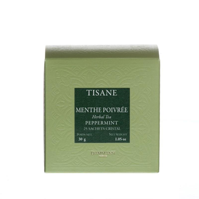 Tisane - Menthe poivrée