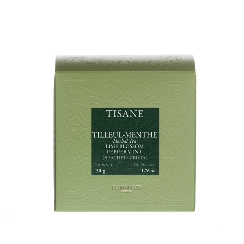 Tisane - Tilleul Menthe