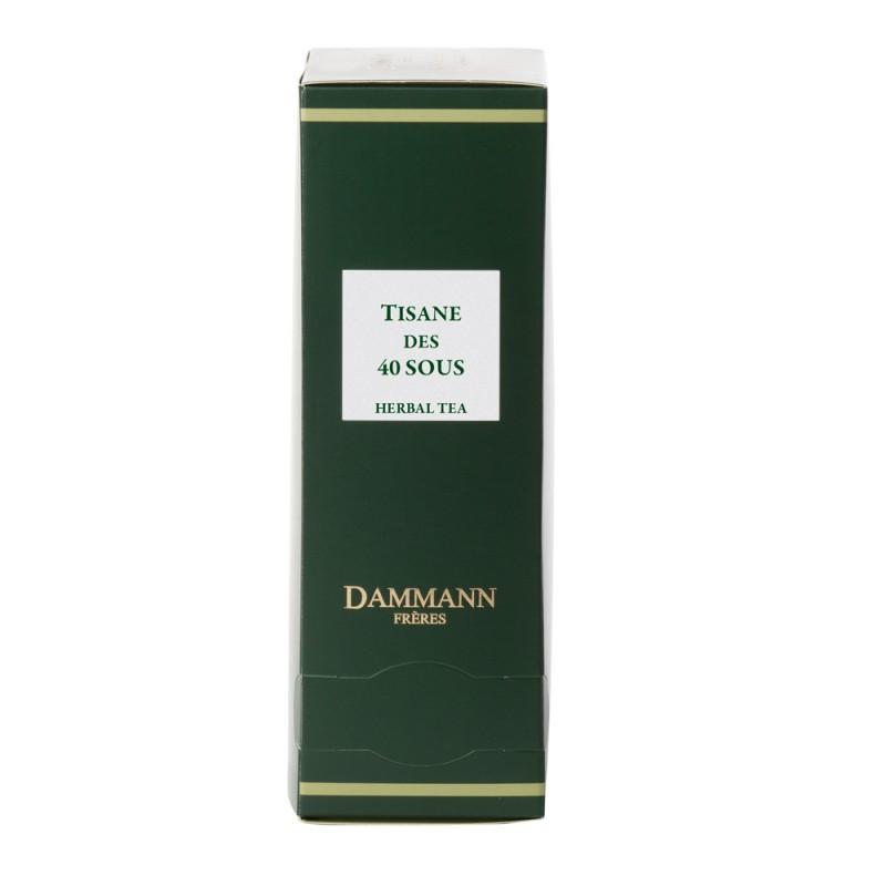 Tisane - Des 40 sous