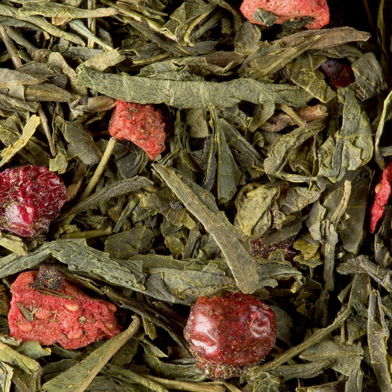thé vert paul et virginie