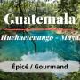 Café Guatemala huehuetenango