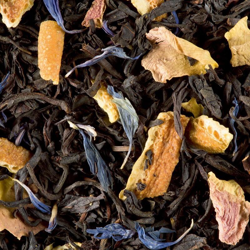 thé noir citrons