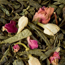 thé vert bali