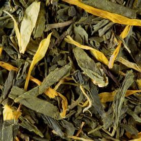 thé vert cap vert