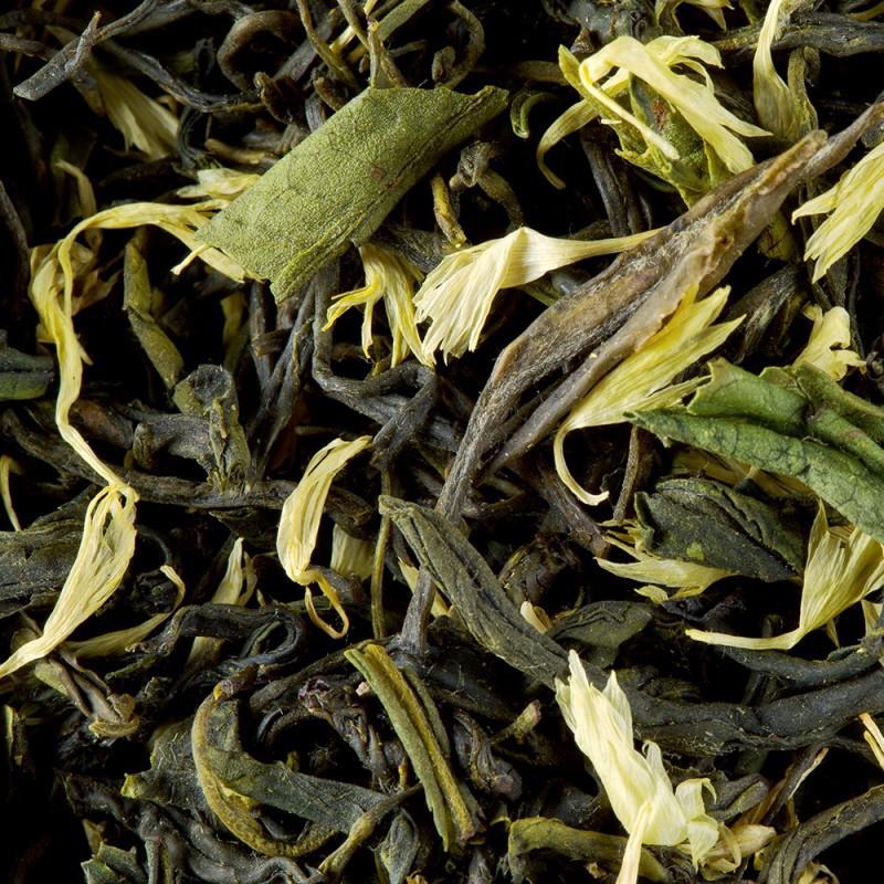 thé vert earl grey primeur