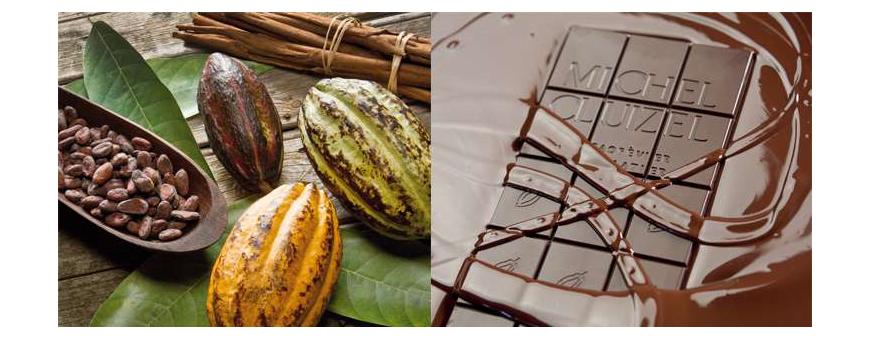 Tablette de chocolat Michel Cluizel - Secret des Arômes