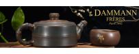 Grand choix de thés noir en vrac de la maison Dammann Frères