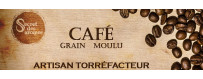 TORRÉFACTEUR Secret des Arômes à la découverte de nos cafés