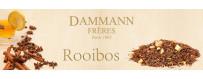 Grand choix de Rooibos en vrac Dammann Frères chez Secret des Arômes