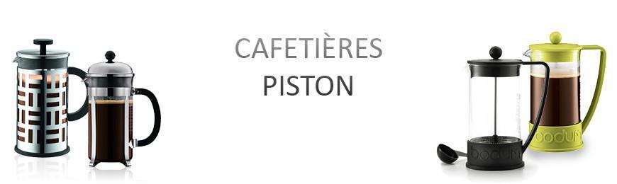 Cafetières Piston