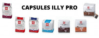Capsules Illy Pro pour machine Françis X2