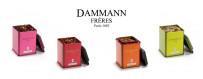 Retrouvez nos infusions en boite métal Dammann Frères